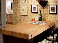 Island Encounter - Butcher Block Island Countertop