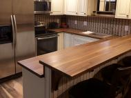 Butcher Block New Walnut Countertop