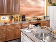 Wolf Classic: Hudson Cabinetry in Heritage Brown w/ Choc Glaze