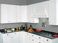 Wolf Classic: Dartmouth Cabinetry in Painted White