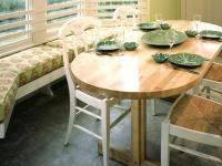 Dining Room Table Butcher Block
