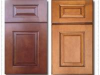 Green Forest: Heart & Home Collection - Highland Avenue - Glazed Burgundy & Glazed Cinnamon