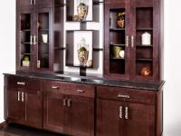 Wolf Classic: Dartmouth Cabinetry in Dark Sable