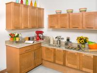 Wolf Classic: Dartmouth Cabinetry in Honey