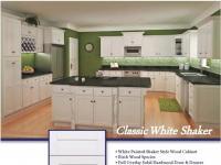 Classic White Shaker