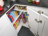 Wolf Classic: Open Food Storage Cabinet