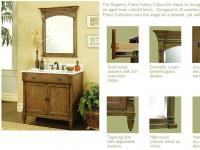 Sagehill Designs: Regency Place Vanity