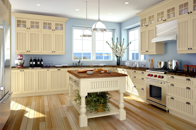 cornerstone maple cape cod solid - Canyon Kitchen Cabinets