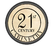 21st century cabinetry logo