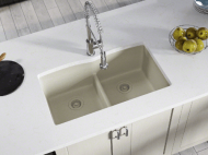 Solera Upgrade Line Sink: Granite S218ST