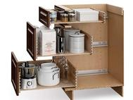 Wolf Transition: Cabinet-Construction---Base-Cabinet