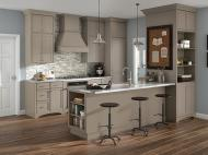 Kraftmaid: Burmese Kitchen in Maple