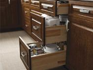 Wolf Transition: Cabinet-Construction---Dovetail-Drawer