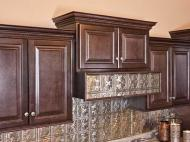 Wolf Classic: Saginaw Cabinetry in Dark Sable