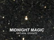 Wolf Palette Collection: Midnight Magic Natural Granite