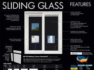 Northeast Building Products: Camelot Sliding Doors