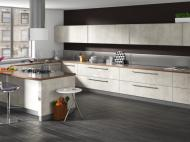 Alusso Prime Collection: White Concrete