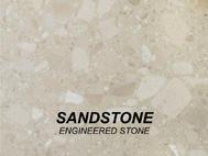 Wolf Palette Collection: Sandstone Engineered Stone