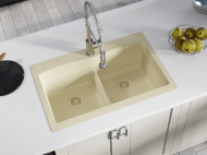 Solera Upgrade Line Sink: Granite S218TBE