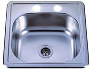 Dowell Topmount Sink: 60041515 A