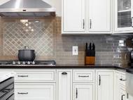 J&K Cabinetry: H9 Pearl Glazed