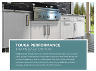 Outdoor Kitchens: Wolf Endurance - Brochure