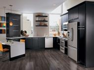 Kraftmaid: Quartersawn Oak in Onyx