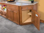 Wolf Classic: Corner End Cabinet