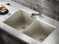 Solera Upgrade Line Sink: Granite S108ST
