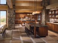 Kraftmaid: Cherry Kitchen in Cognac