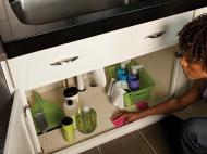 KraftMaid Kitchen Innovations: CoreGuard® Sink Base