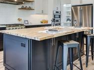 Acacia Butcher Block Kitchen Photo