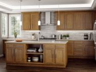 Kitchen Kompact: Warmwood