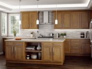 Kitchen Kompact: Warmwood