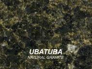 Wolf Palette Collection: Ubatuba Natural Granite