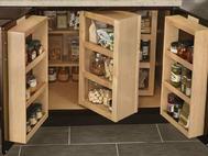 KraftMaid Kitchen Innovations: Base Multi-Storage Pantry