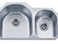 Dowell Undermount Sink: 60013119 A