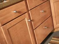 Wolf Builders Mark | Nutmeg Stain | Sierra Nutmeg
