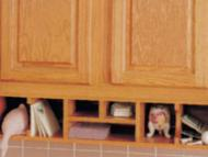 Kitchen Kompact Custom Touches: Accessory Match Desk Organizer