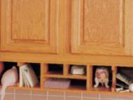 Kitchen Kompact Custom Touches: Accessory Match Desk Organizer