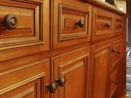 RiverRun Cabinetry: Lenox Cafe Glazed