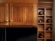 KraftMaid Kitchen Innovations: Wall Wine Rack Cabinet