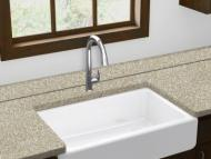 Solid Surface Affinity Countertop: ES25 Ecru