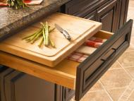 KraftMaid Kitchens Innovations: Chopping Block Kit
