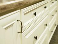 Wolf Classic: Hudson Cabinetry in Antique White