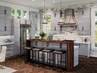US Cabinet Depot: Torino Grey Wood