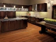 Kraftmaid: Quartersawn Oak in Peppercorn