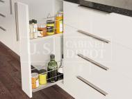 US Cabinet Depot: Palermo Gloss White