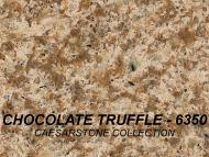 Wolf Palette Collection: Chocolate Truffle (6350) Caesarstone Collection