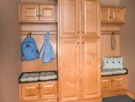 Wolf Classic: Saginaw Cabinetry in Honey